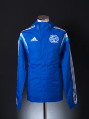 2014-15 Olympique Marseille adidas Anthem Jacket *BNIB* M