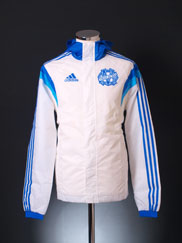 2014-15 Olympique Marseille adidas Anthem Jacket *BNIB*