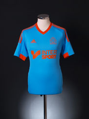 2014-15 Olympique Marseille Fourth Shirt *BNIB*