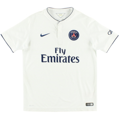 2014-15 Paris Saint-Germain Away Shirt XL.Boys