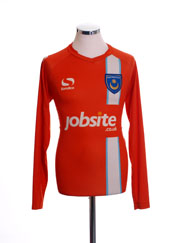 2014-15 Portsmouth Goalkeeper Shirt L/S M