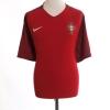 2016-17 Portugal Home Shirt Ronaldo #7 L