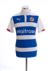 2014-15 Reading Home Shirt #4 S