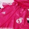 2014-15 Real Madrid adidas Anthem Walk-Out Away Jacket *BNIB* L