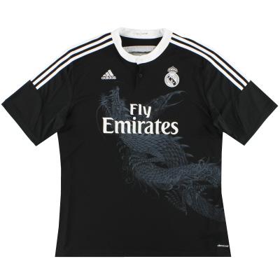 2014-15 Real Madrid adidas Third Shirt *As New* XXL