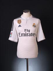2014-15 Real Madrid Home Shirt *BNIB*