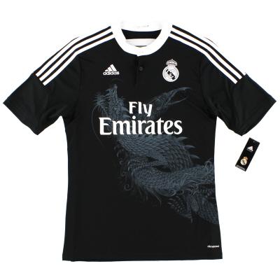 2014-15 Real Madrid Third Shirt *BNIB*