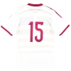 2014-15 Scotland adidas Player Issue adizero Away Shirt #15 *As New*