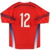 2014-15 Scotland adidas adizero Goalkeeper Shirt #12 *As New*