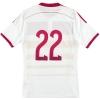 2014-15 Scotland adidas Player Issue adizero Away Shirt #22 *As New*