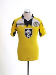 2014-15 St Mirren Away Shirt *Mint* XL.Boys