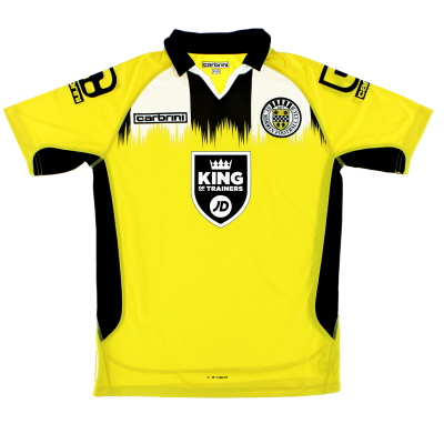 2014-15 St Mirren Away Shirt *Mint* XL.Boys
