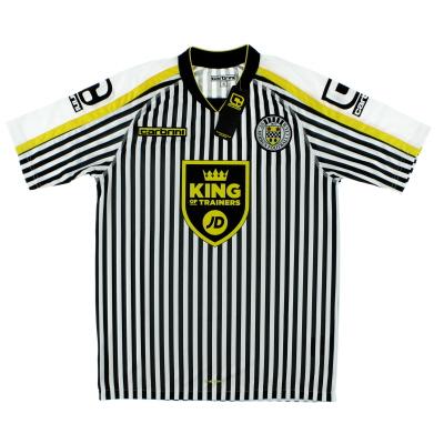 2014-15 St Mirren Home Shirt *BNIB*