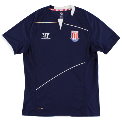2014-15 Stoke City Warrior Training Shirt *Mint* M