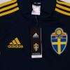 2014-15 Sweden adidas 1/2 Zip Training Top *BNIB*