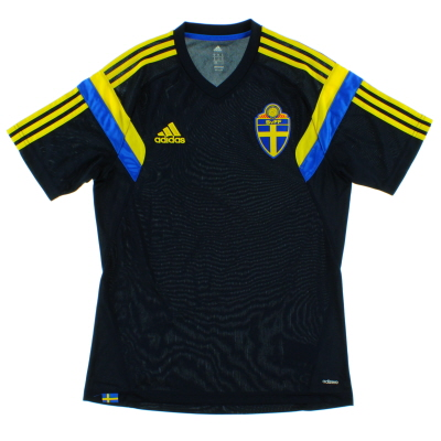 2014-15 Sweden adizero Training Shirt M