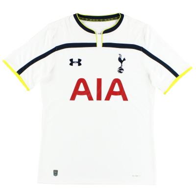 2014-15 Tottenham Under Armour Home Shirt XL