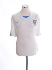 2014-15 Uruguay Away Shirt *Mint* XXL