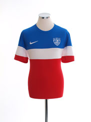 2014-15 USA Away Shirt M