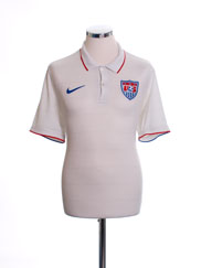 2014-15 USA Home Shirt L