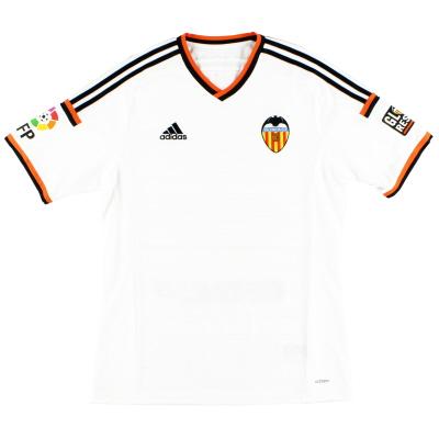2014-15 Valencia Adizero Home Shirt L