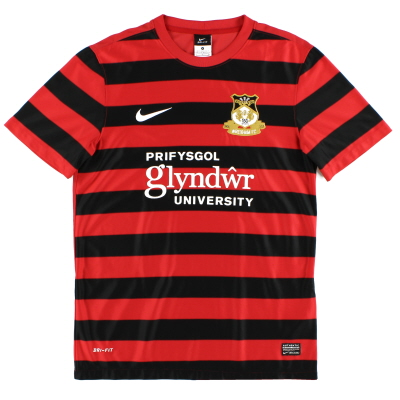 2014-15 Wrexham '150th Anniversary' Nike Home Shirt S