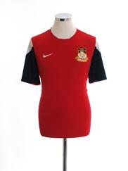 2014-15 Wrexham '150th Anniversary' Nike Training Shirt L