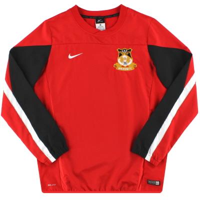 2014-15 Wrexham Nike '150th Anniversary' Training Top *Mint* XL.Boys