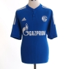 2014-16 Schalke Home Shirt Huntelaar #25 *Mint* M