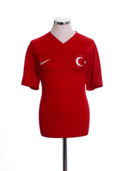 2014-16 Turkey Home Shirt *Mint* M