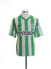 2014 Atletico Nacional Home Shirt L