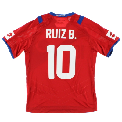 Retro Costa Rica Shirt