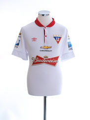 2014 LDU Quito Home Shirt L