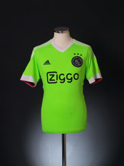2015-16 Ajax Away Shirt *BNIB*
