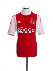 2015-16 Ajax Home Shirt S
