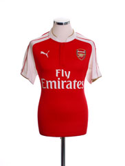 2015-16 Arsenal Home Shirt 4XL