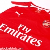 2014-15 Arsenal Home Shirt *BNIB*