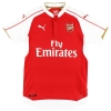 2015-16 Arsenal Home Shirt Ozil #11 *Mint* S