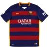 2015-16 Barcelona Home Shirt Neymar Jr #11 *Mint* M