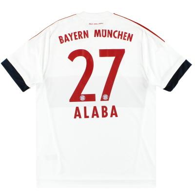 Bayern Munich  Maglia da trasferta Maglia (Original)