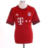 2015-16 Bayern Munich Home Shirt Robben #10 M