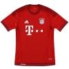 2015-16 Bayern Munich Home Shirt Muller #25 XXL