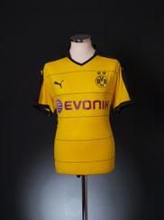 2015-16 Borussia Dortmund Home Shirt *BNIB* L.Boys