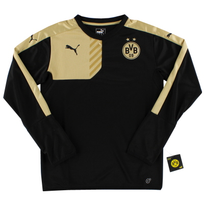 2015-16 Borussia Dortmund Puma Training Sweat Top *BNIB*