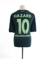 2015-16 Borussia Monchengladbach Away Shirt Hazard #10 XXL