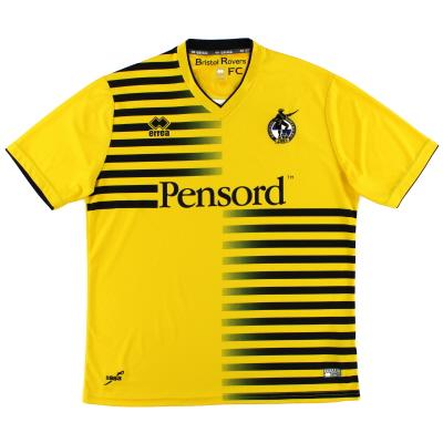 2015-16 Bristol Rovers Away Shirt XXXL