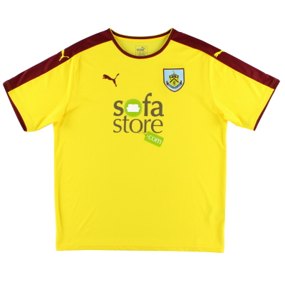 Retro Burnley Shirt