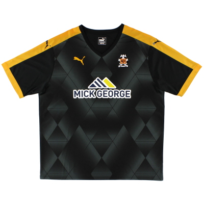 2015-16 Cambridge United Away Shirt XXL
