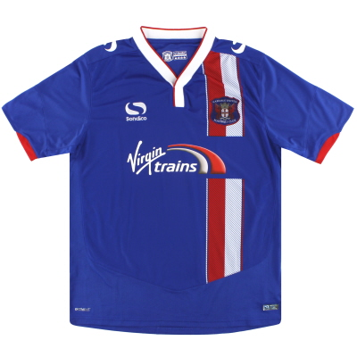 2015-16 Carlisle Home Shirt S