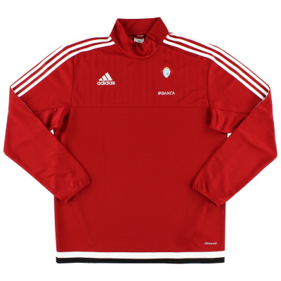 2015-16 Celta Vigo adidas 1/2 Zip Training Jacket *BNIB*